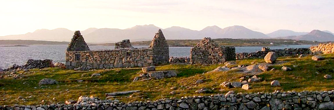 Connemara Heritage Talks