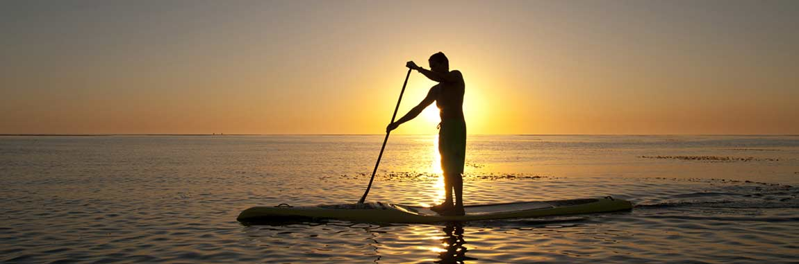 Stand Up Paddle Boarding Galway